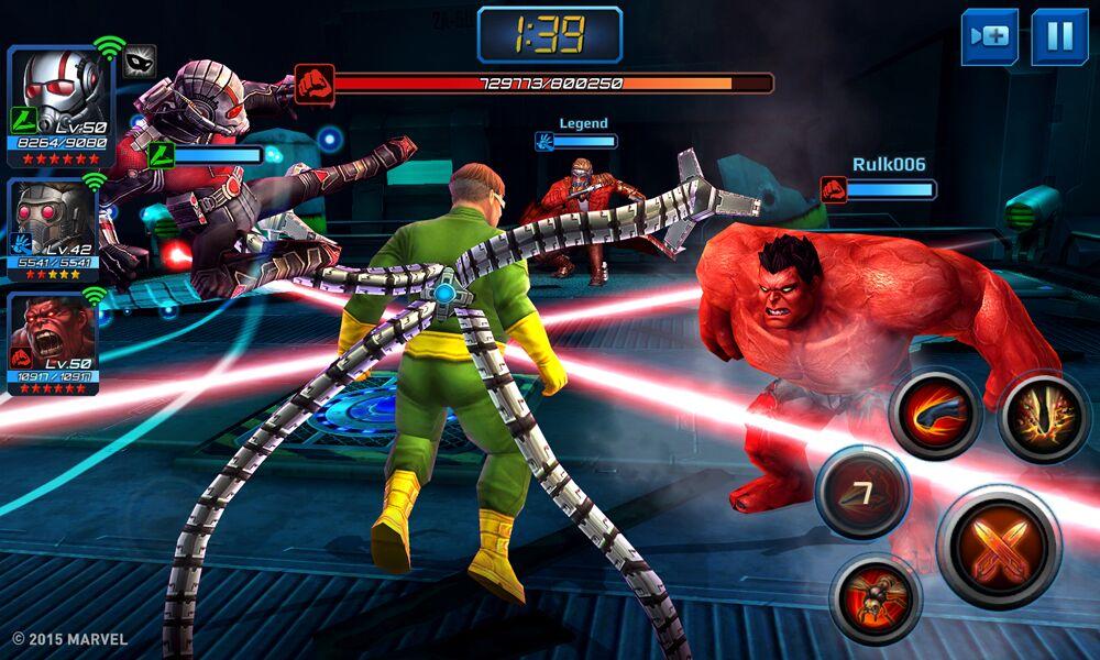 d383c42f1c 5 melhores jogos da Marvel para Android e iOS
