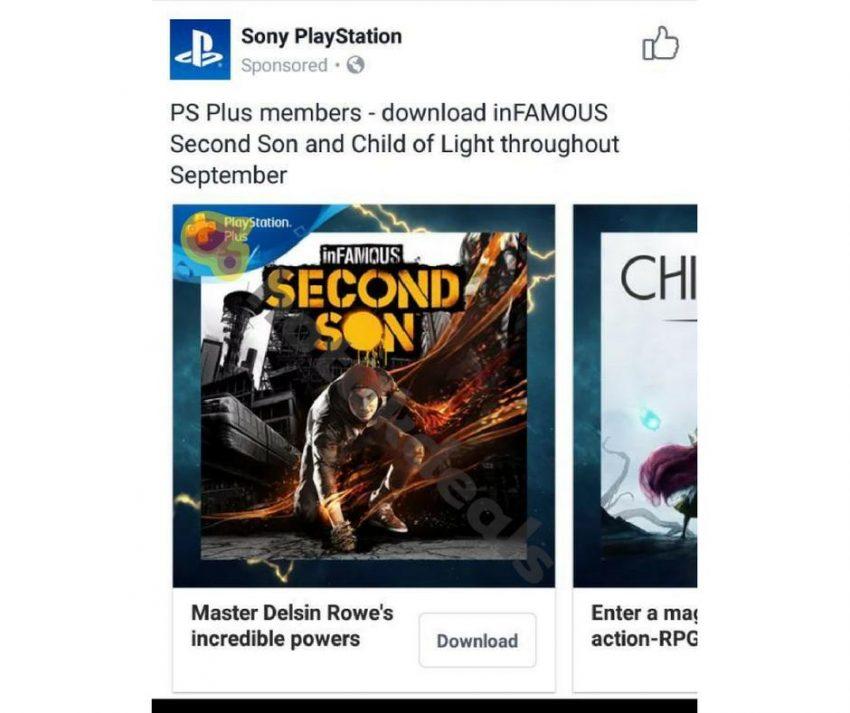 Saiu a lista PS Plus Setembro de 2017 confirmando rumores