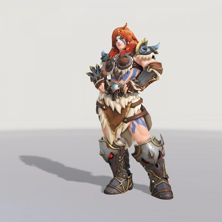 Zarya Barbarian