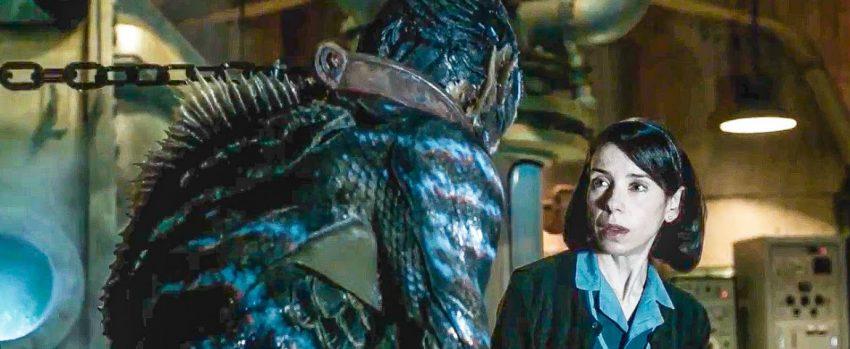 Crítica A Forma da Água, de Guillermo del Toro