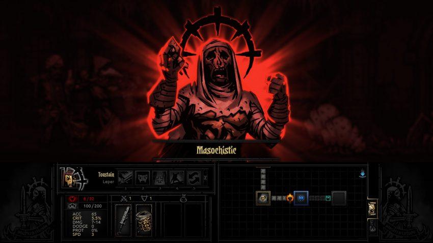 darkest dungeon aflição