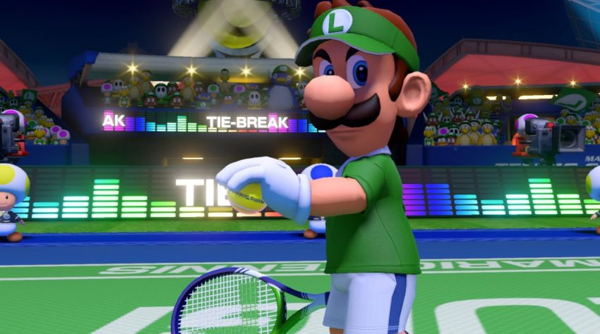 Mario Tennis Aces foi revelado no Nintendo Direct Mini de janeiro para Switch