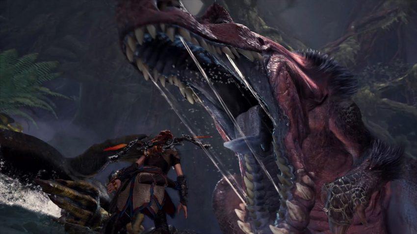 Monster Hunter World: atualização traz armadura de Aloy (reprodução: Playstation blog)
