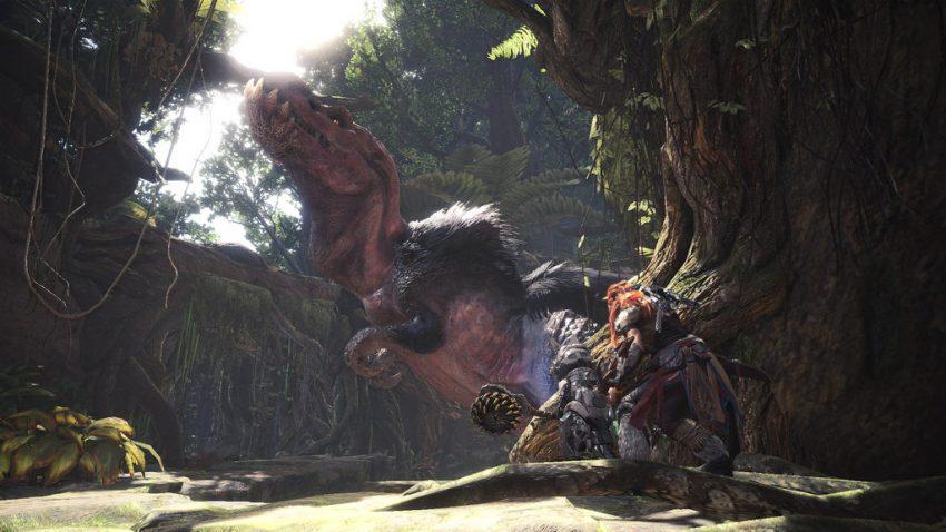 Monster Hunter World dica: armadura de aloy estará disponível no ps4 por tempo limitado (reprodução: Playstation blog)