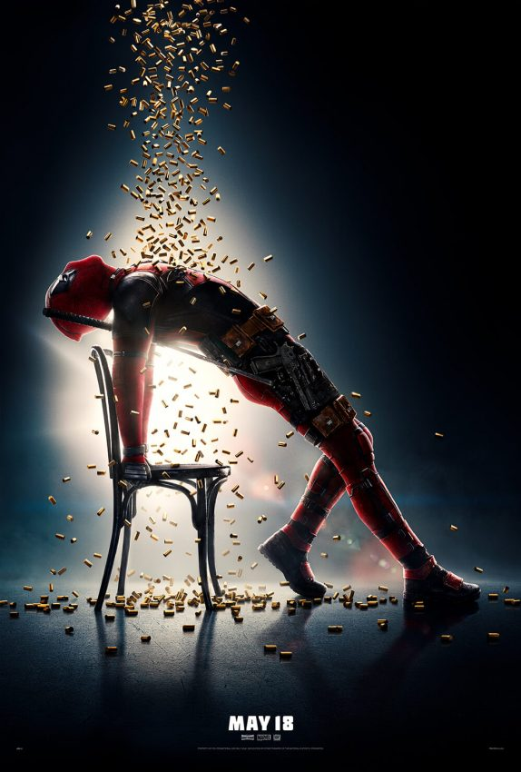 deadpool 2 cartaz flashdance