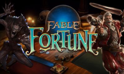 fable fortune capa