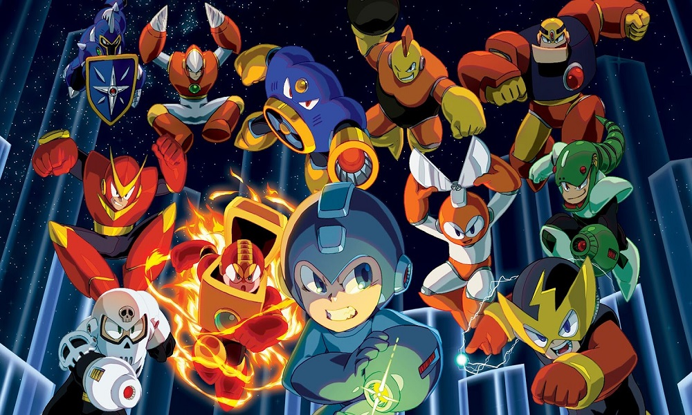 Mega Man: Switch recebe anúncio de Legacy Collection 1 e 2
