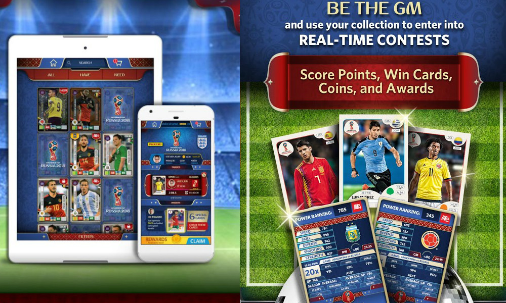 Baixe grátis o app do Álbum da Copa FIFA 2018  4f313c36a83a8