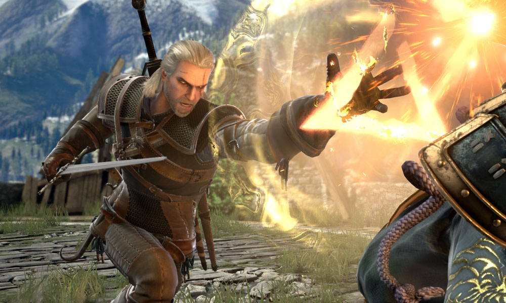 SoulCalibur 6 confirma Geralt de Rivia como personagem jogável