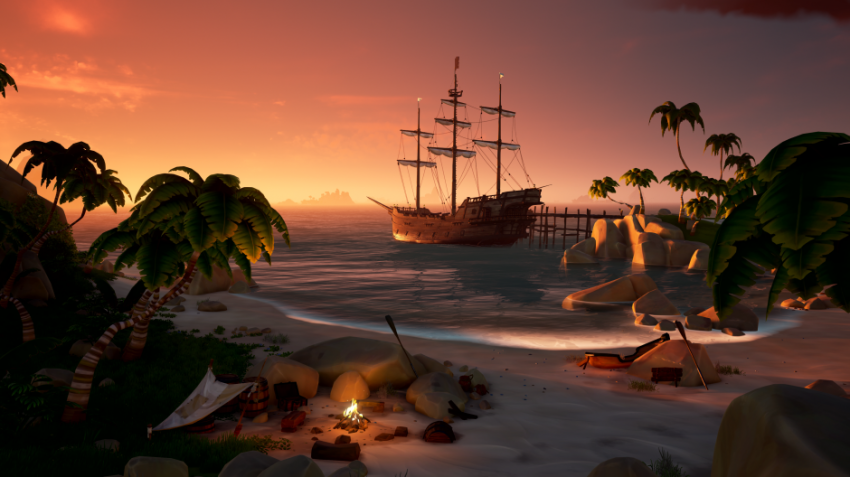 Sea of Thieves é lançado para Xbox One e Windows 10