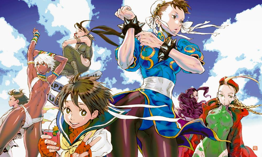 Clássico Street Fighter II vai ganhar série de TV