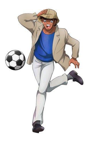 Super Campeões: Roberto Hongō