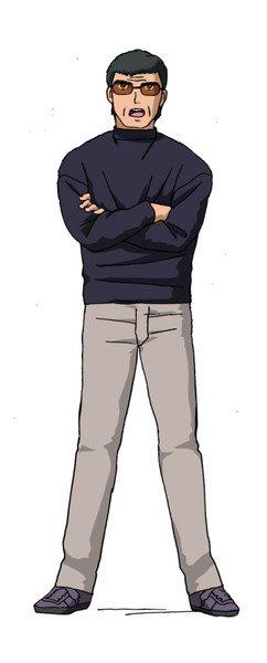 Super Campeões: Tatsuo Mikami