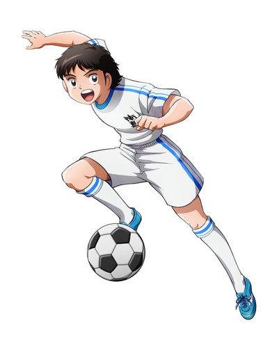Super Campeões: Tarō Misaki