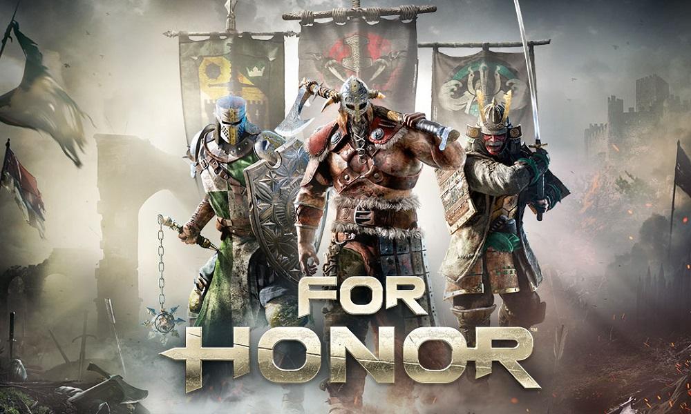 For Honor terá fim de semana grátis