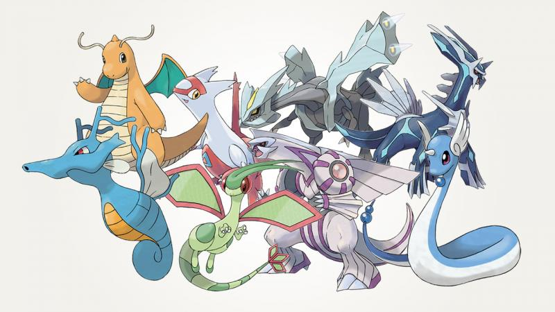 Pokémon dragões (imagem: boomo.com.br)