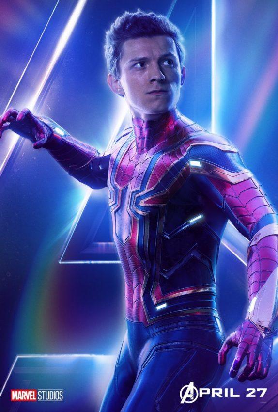 Vingadores Guerra Infinita Homem-Aranha