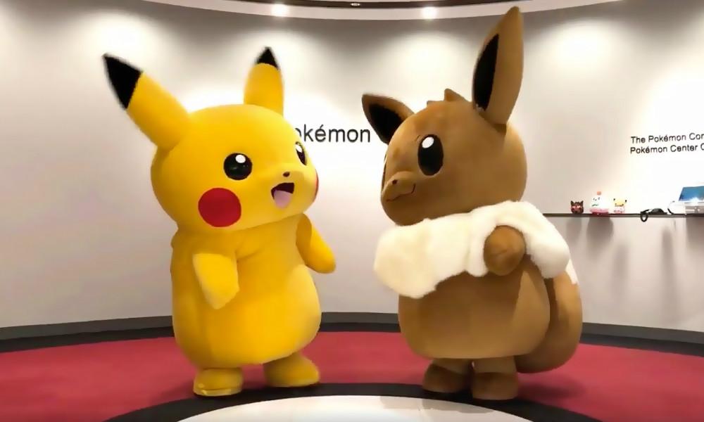 Resultado de imagem para Pokemon Let's go eevee