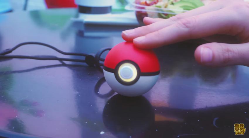 Novo controle Pokéball para jogar no Nintendo Switch
