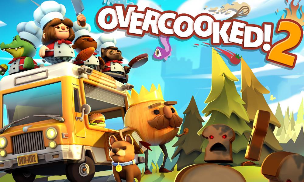 Resultado de imagem para Overcooked 2