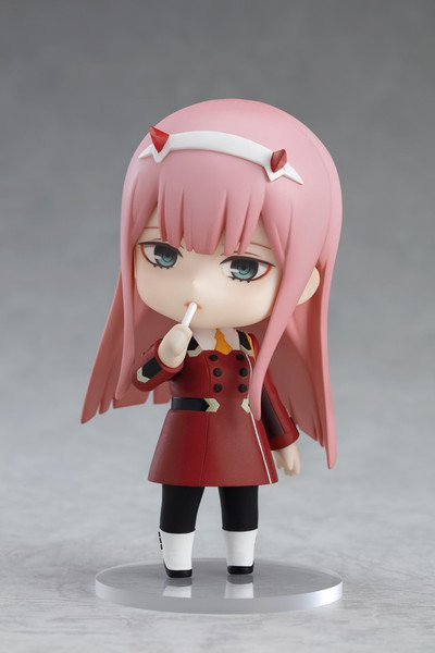 Nendoroid da Zero Two, de Darling in the Franxx