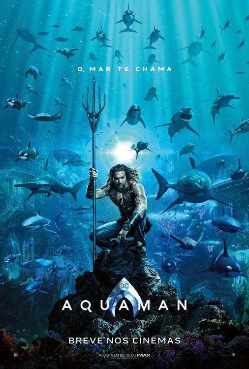 Pôster Aquaman