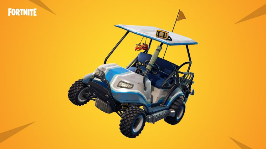 fortnite battle royale kart