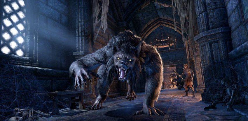 eso wolfhunter