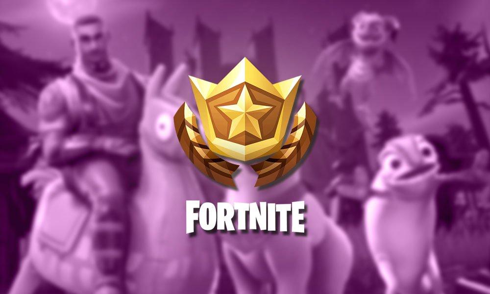 Fortnite Todos Os Desafios Da Temporada 6 Playreplay
