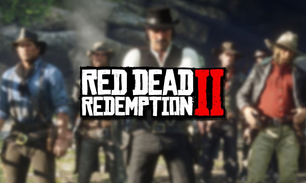 Red Dead Redemption 2  098574723db