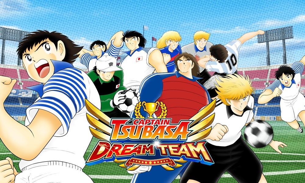 14f60387f5 Captain Tsubasa  Dream Team
